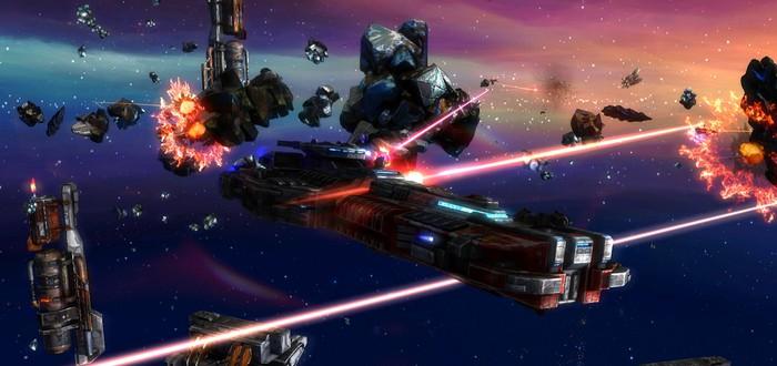 Rebel Galaxy стала временно бесплатной в Epic Games Store