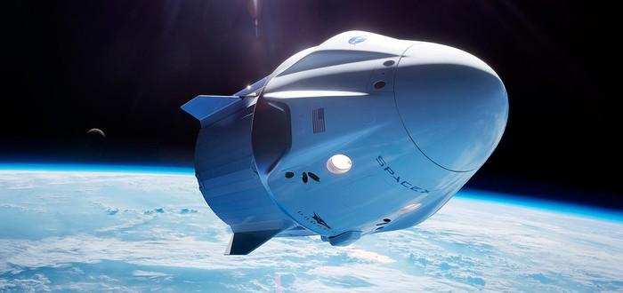 NASA установила дату запуска капсулы SpaceX
