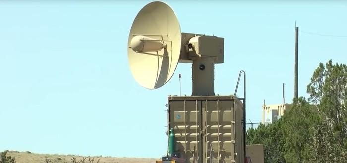 ВВС США представили систему THOR для дистанционной борьбы с дронами