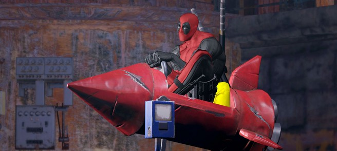 Слух: Deadpool выйдет летом