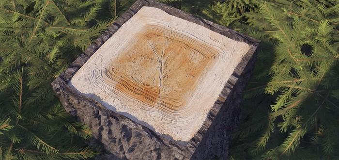Minecraft c реалистичными текстурами и трассировкой лучей выглядит, как игра нового поколения