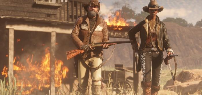 Игроки нашли прекрасную пустыню за пределами карты Red Dead Redemption 2