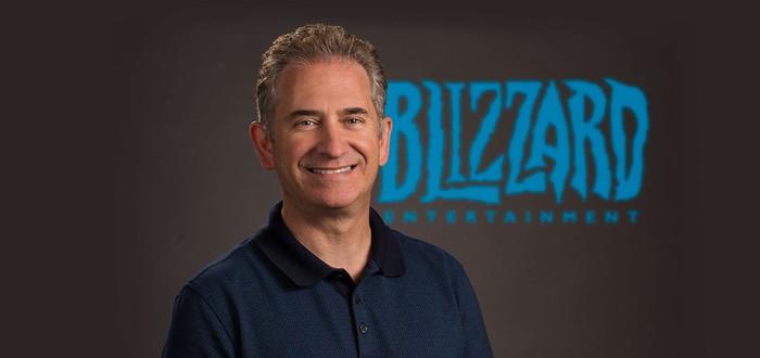 Бывший президент Blizzard может вернуться в игровую индустрию