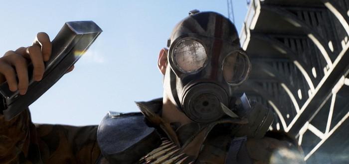 В Battlefield 5 обнаружили пасхалку со стрельбой из пальца