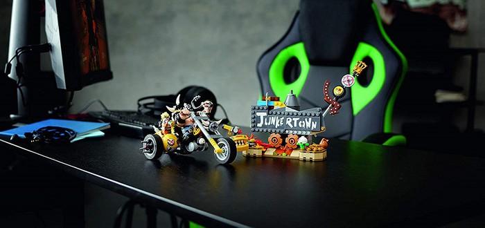 Хаммонд, Крысавчик и Турбосвин — новые наборы LEGO Overwatch