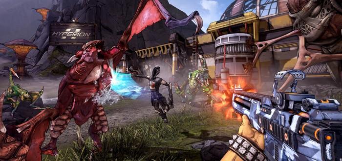 VR-версия Borderlands 2 получила рейтинг ESRB для PC