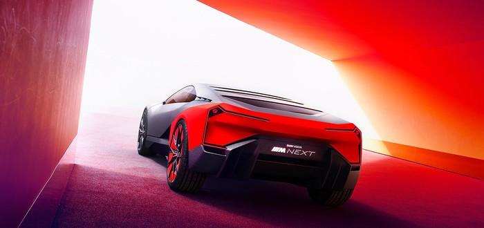 Ханс Циммер помог BMW создать звук двигателя для электрокара Vision M NEXT