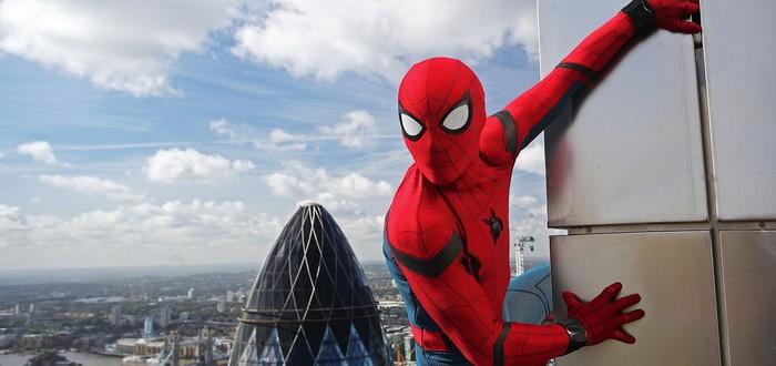 """Из """"Человек-паук: Вдали от дома"""" вырезали забавную сцену, но она все еще доступна"""