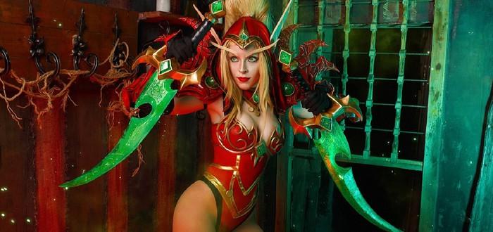 Пятничный косплей: Warhammer 40k, Fallout и Warcraft