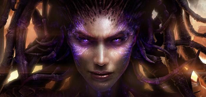 Энтузиасты воссоздали кампанию оригинальной Starcraft на движке Starcraft 2, она бесплатна