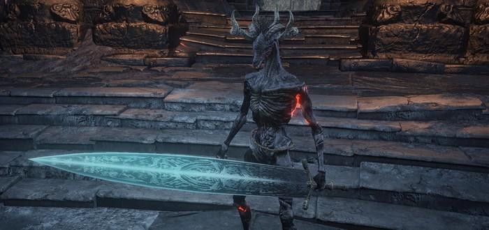Моддер перенес пару мечей из Bloodborne в Dark Souls 3