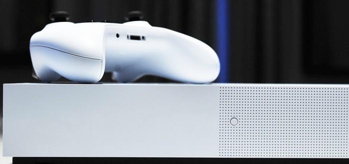 Слух: Microsoft всё ещё разрабатывает консоль для облачного гейминга