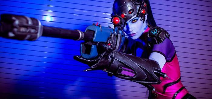Косплеер с пластиковой винтовкой привлекла внимание американских СМИ