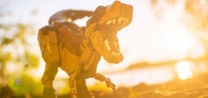 """LEGO выпустила набор """"Парк Юрского периода"""" по оригинальному фильму"""
