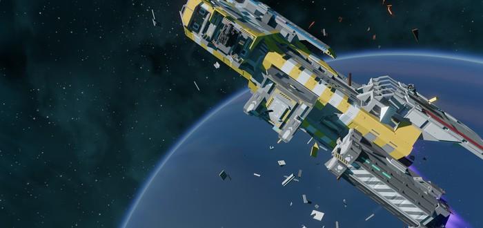 Новый трейлер Starbase о сражениях на космических кораблях