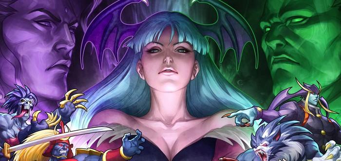 Capcom официально представила мобильную карточную игру Teppen