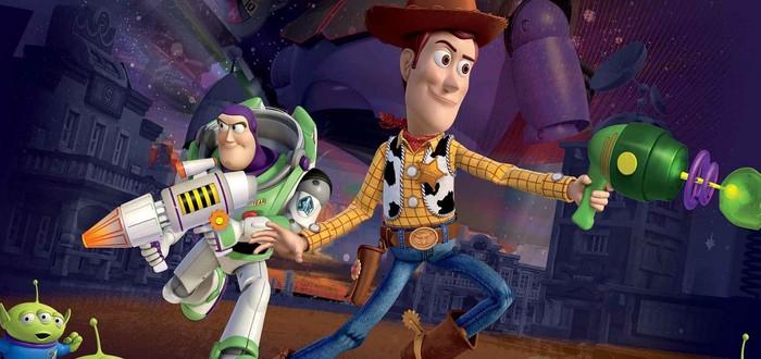 """Разработчики Disney Infinity хотели сделать приключенческую игру о героях """"Истории Игрушек"""" в космосе"""