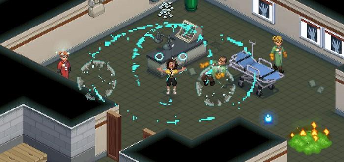 Приключения знакомых персонажей в геймплее Stranger Things 3: The Game
