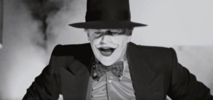 """Бэтмена"" Тима Бертона воссоздали в стиле 40-х годов"