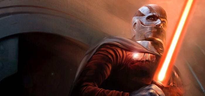 Персонажи Star Wars: Knights of the Old Republic получили апгрейд текстур от нейросети