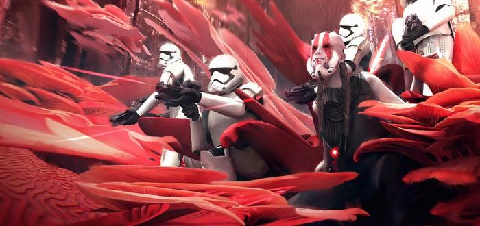"""В девятом эпизоде """"Звездных войн"""" будут штурмовики ситхов"""