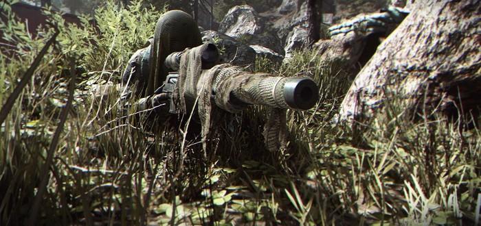 Прямой эфир: Первый геймплей мультиплеера Call of Duty: Modern Warfare