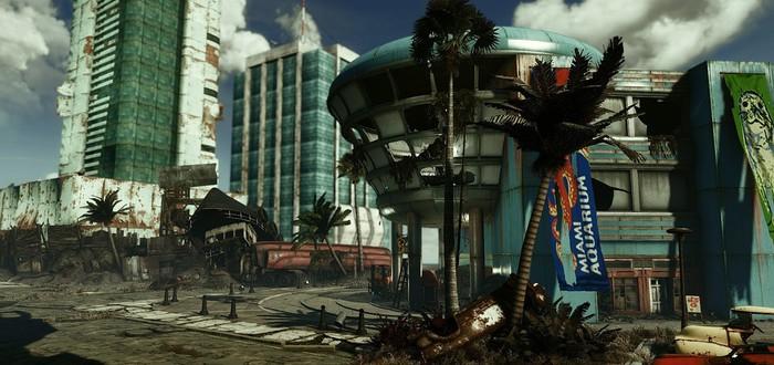 Новое геймплейное видео Fallout: Miami