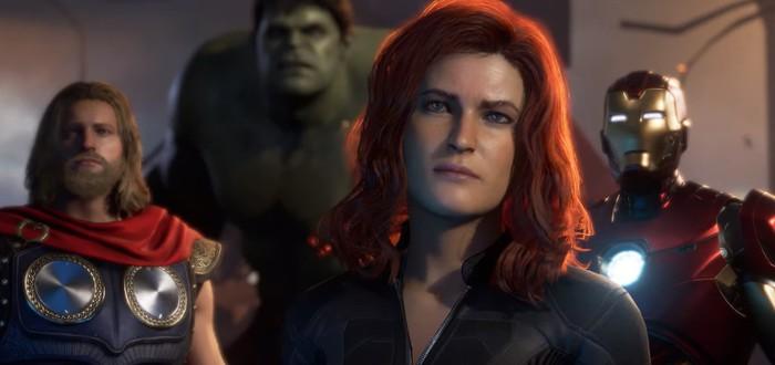 Премьера геймплея Marvel's Avengers состоится 18 июля на SDCC 2019
