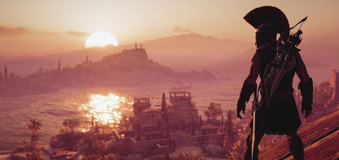 Ubisoft начнет бороться с быстрой прокачкой в пользовательских миссиях AC: Odyssey