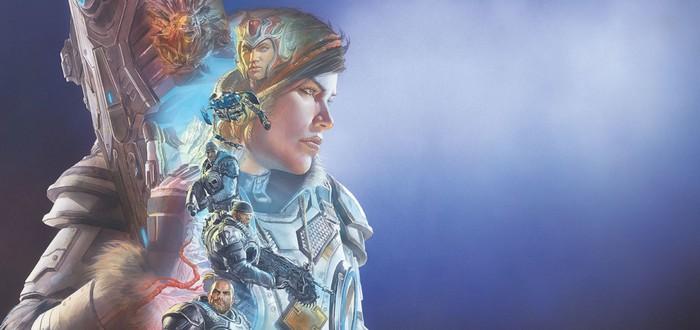 Битва 5 на 5 в геймплее мультиплеера Gears 5