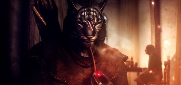 У этого кота есть своя история в Dungeons and Dragons