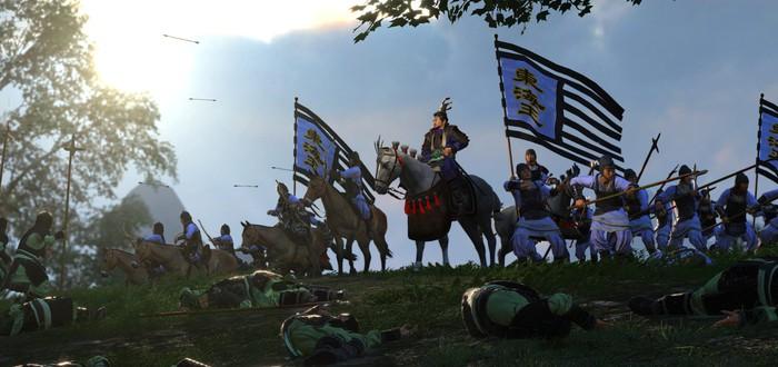 Анонсировано самодостаточное дополнение The Eight Princes для Total War: Three Kingdoms