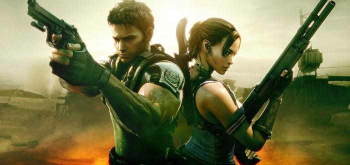 Resident Evil 5 и 6 выйдут на Nintendo Switch в октябре