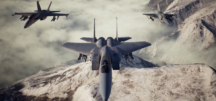 Трейлер первого DLC для Ace Combat 7: Skies Unknown