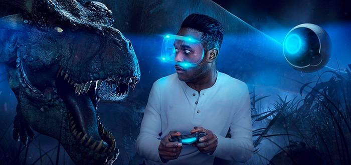 PS VR для PS5 будет работать без проводов, отслеживать движение глаз и стоить $250