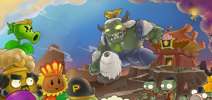 EA анонсировала Plants vs. Zombies 3, альфа уже доступна на Android