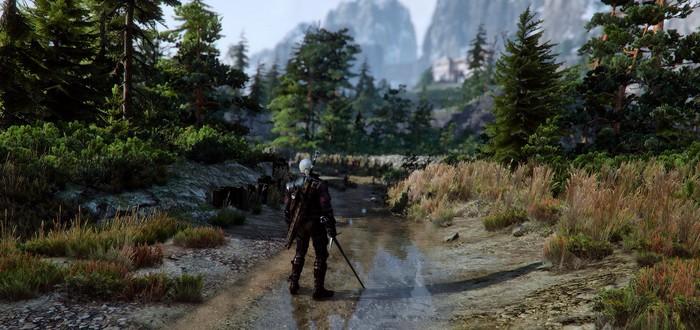 Состоялся релиз десятой версии модификации HD Reworked Project для The Witcher 3