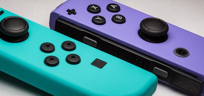 Существует более ста цветовых комбинаций Joy-Con