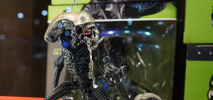 Weta Workshop привезла множество проработанных коллекционных фигурок на Comic-Con