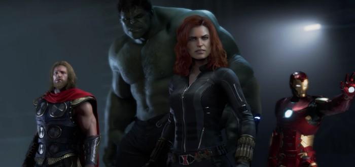 SDCC 2019: Утечка геймплея Marvel's Avengers