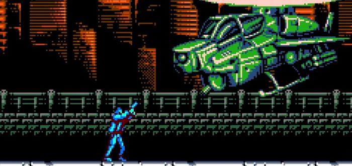 Фанат выпустил игру про Джона Уика для NES