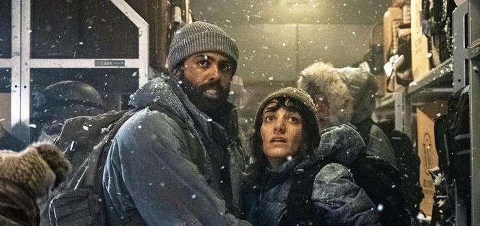 """SDCC 2019: Первый трейлер сериала """"Сквозь Снег"""""""