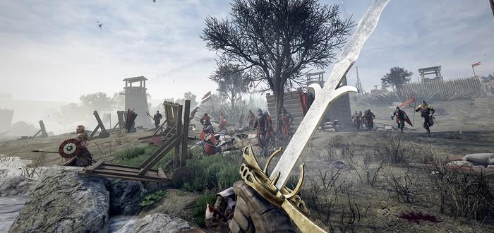 Разработчики Mordhau рассказали о развитии своей игры