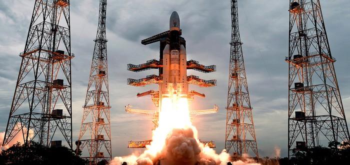 Индия успешно запустила лунный посадочный аппарат