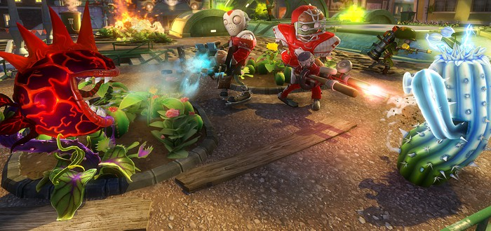Слух: EA начала рассылать приглашения на альфу Plants vs Zombies: Garden Warfare 3