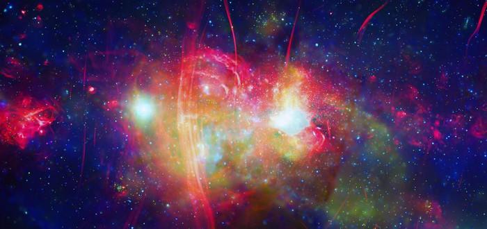 NASA показала новые изображения Млечного пути