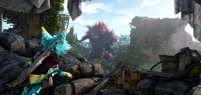 Biomutant и Darksiders Genesis — что THQ Nordic покажет на gamescom 2019