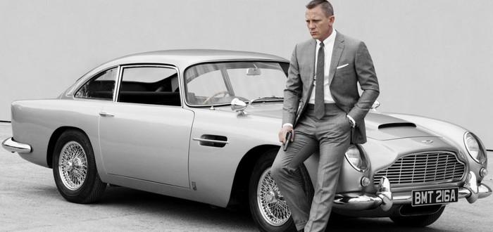 "Все автомобили Aston Martin из ""Бонда 25"" на одном фото"