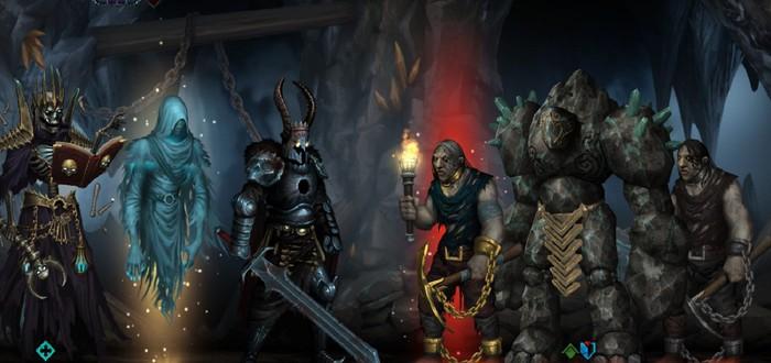 Создание армии мертвецов в релизном трейлере Iratus: Lord of the Dead