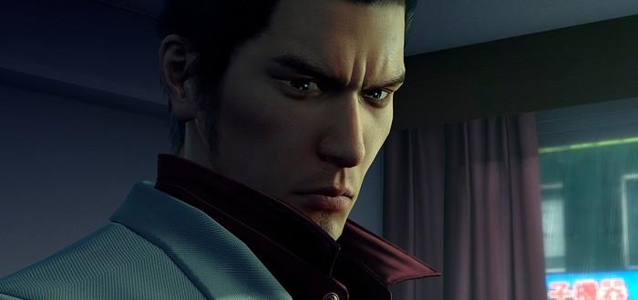 Новая игра серии Yakuza будет представлена в августе